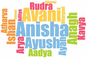 Top baby names from Hindu Mythology