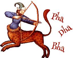 Dhanu Rashi name letters Bha, Pha, Dha